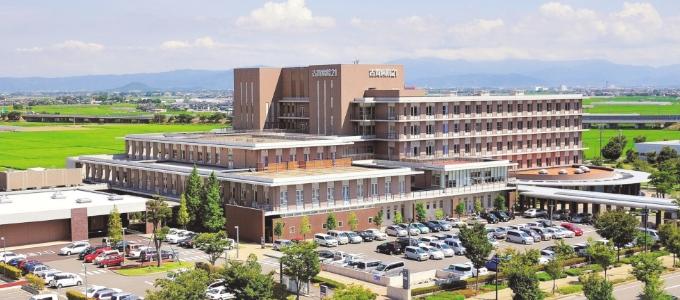 古賀病院21 外観