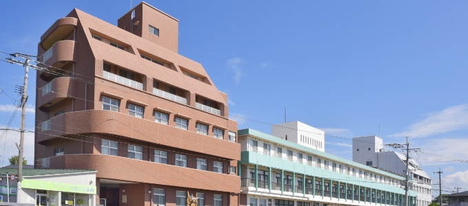 新古賀リハビリテーション病院みらい 外観