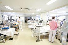 泌尿器科外来の待合室