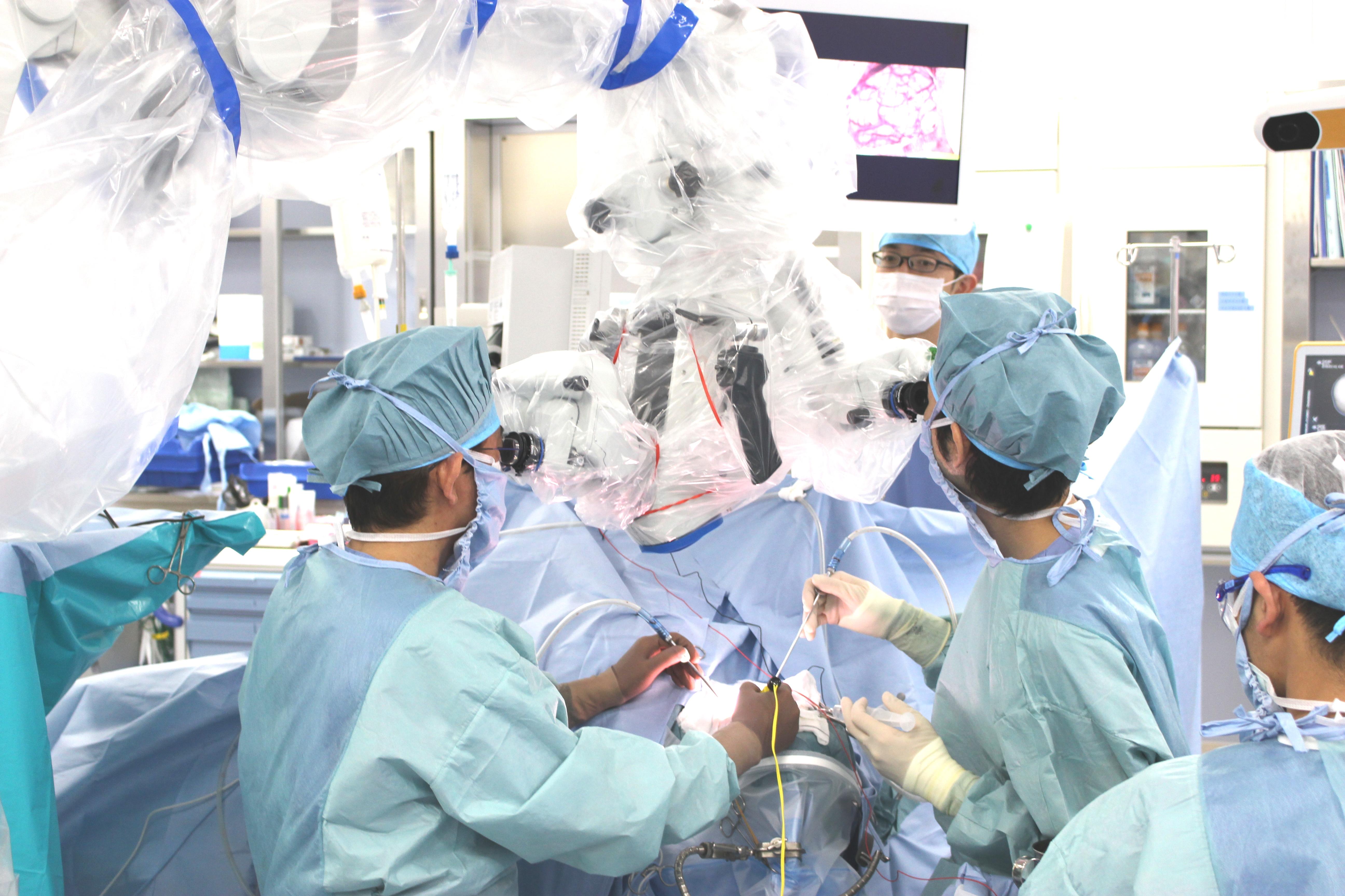 脳神経外科部門