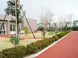 屋外訓練場