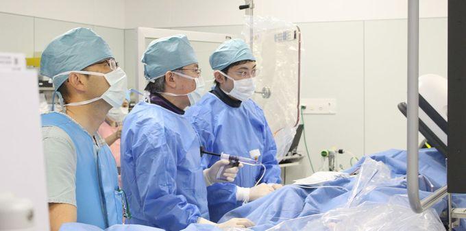 心臓血管センターでの心臓総合診療