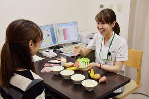 管理栄養士による食事療法の指導