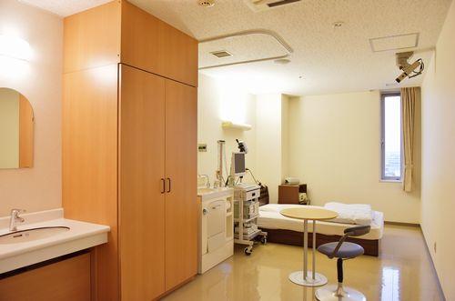 スリープセンター 睡眠検査室