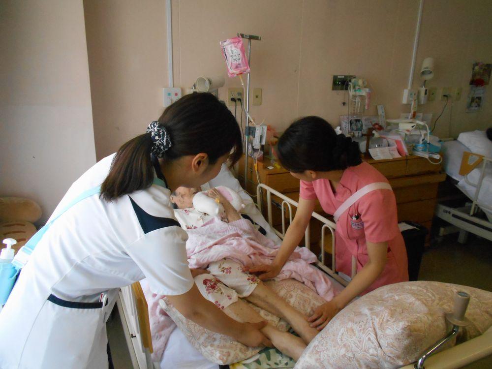 ベッドサイド訪問3