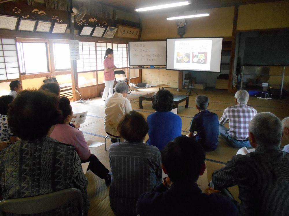 栄養教室2