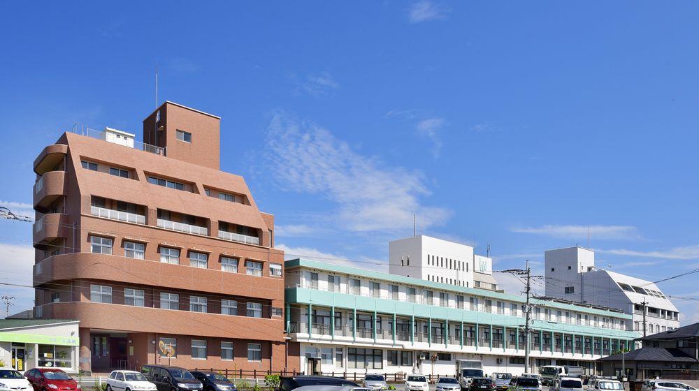 丸山病院施設外観
