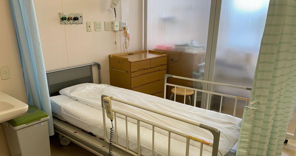 介護医療院ベッド