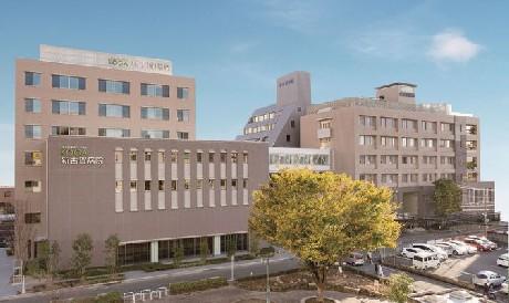 新古賀病院外観