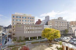 新古賀病院・外観